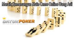 Meraih Kemenangan Main Ceme Online Uang Asli